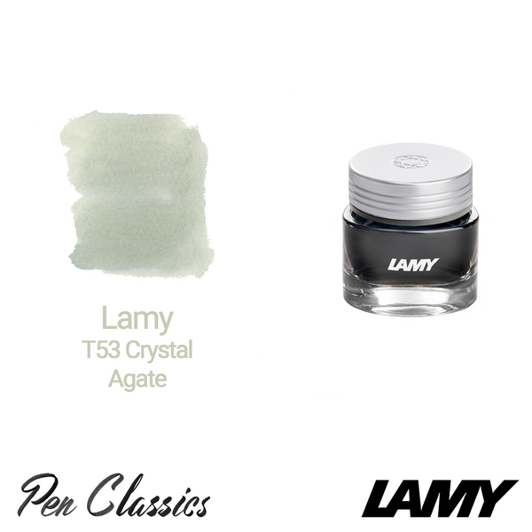 Lamy T53 Crystal Ink Agate 30ml Bottle