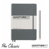 Leuchtturm 1917 Medium A5 Dot Grid Colour Anthracite