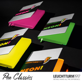 Leuchtturm 1917 A5 Medium Neon Colours