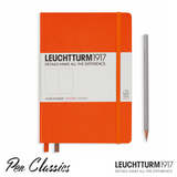 Leuchtturm 1917 Medium Dotted - Orange