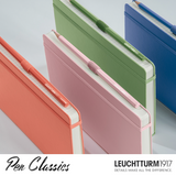 Leuchtturm 1917 Muted Colours A5 Medium With Pencils