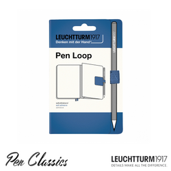 Leuchtturm 1917 Muted Colours Pen Loop Denim