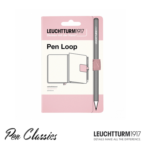Leuchtturm 1917 Muted Colours Pen Loop Powder