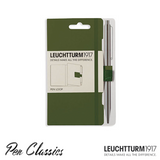 Leuchtturm 1917 Pen Loop - Army