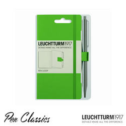 Leuchtturm 1917 Pen Loop - Fresh Green