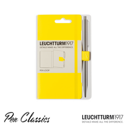 Leuchtturm 1917 Pen Loop - Lemon