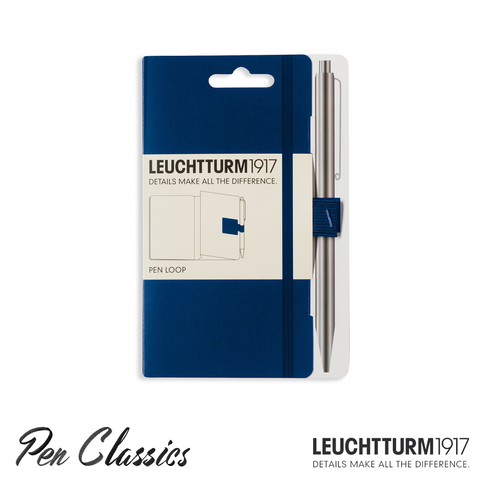 Leuchtturm 1917 Pen Loop - Navy