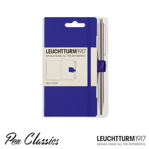 Leuchtturm 1917 Pen Loop - Purple