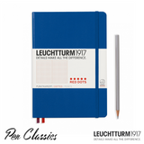 Leuchtturm 1917 Red Dots Special Edition Royal Blue Dot Grid