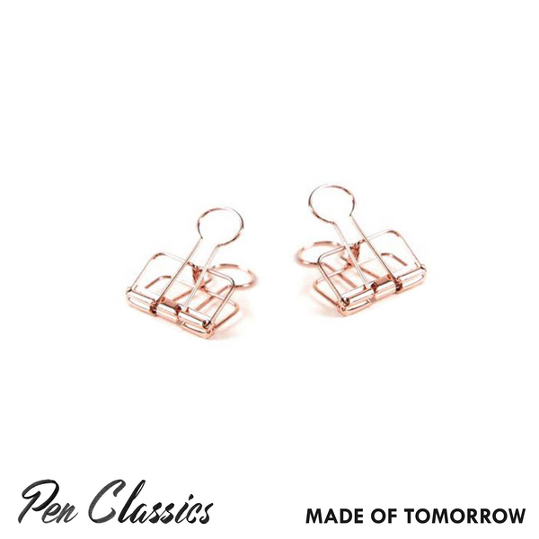 Made of Tomorrow Copper Bulldog Clip // Small