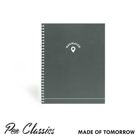Made of Tomorrow Navigator Travel Diary // Forest