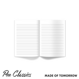 Made of Tomorrow Pocket Book // Note