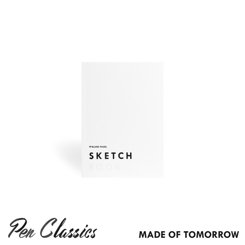 Made of Tomorrow Pocket Book // Sketch