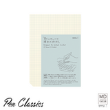 Midori MD Note Paperpad A5 Grid Package