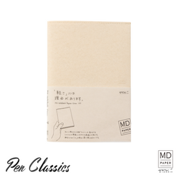 Midori MD Notebook Cover A5 Paper Package