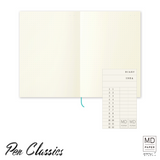 Midori MD Notebook Journal Dot Grid Open