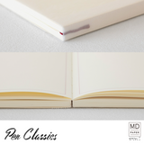 Midori MD Notebook Journal Frame Details