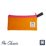 Nock Co Pencil Pouch Closed