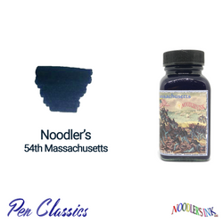 Noodler's 54th Massachusetts 3oz Ink Bottle