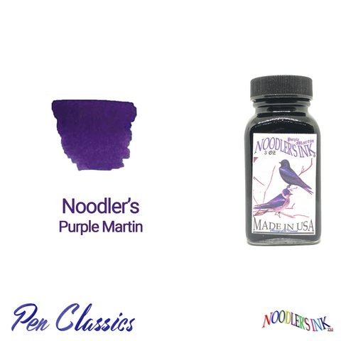 Noodler's Purple Martin 3oz Ink Bottle