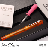 Opus 88 Demonstrator Orange Packaging Eyedropper