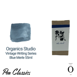 Organics Studio Vintage Writing Series Blue Merle 55ml Bottle