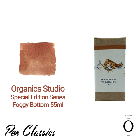 Organics Studio Special Edition Foggy Bottom 55ml Bottle