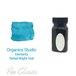 Organics Studio Nickel Teal