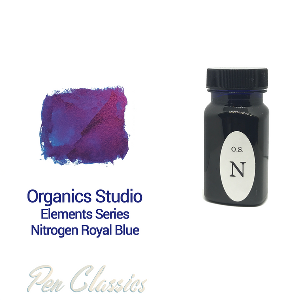 Organics Studio Nitrogen Royal Blue // Stained Boxes