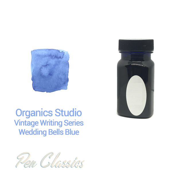 Organics Studio Vintage Series Wedding Bells Blue 55ml Bottle