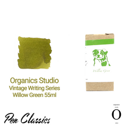Organics Studio Willow Green 55ml Ink Bottle and Swab