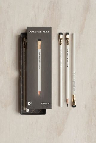 Blackwing Pearl Pencils (Individual)