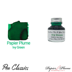 Papier Plume Ivy Green 30ml Bottle and Swab