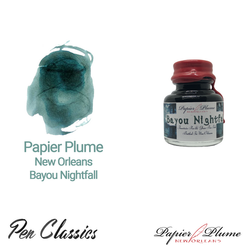 Papier Plume New Orleans Bayou Nightfall 30ml Bottle and Swab