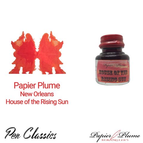 Papier Plume New Orleans House of the Rising Sun 30ml Bottle and Swab