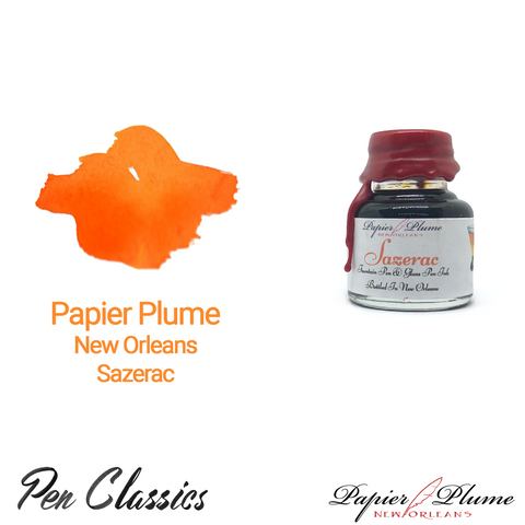 Papier Plume New Orleans Sazerac 30ml Bottle and Swab