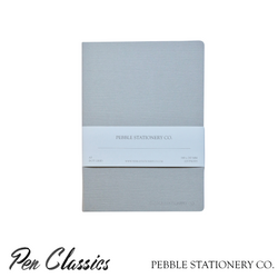 Pebble Stationery Co Cahier A5 Front Cover