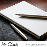 Pebble Stationery Co Cahier A5 With Pens 4