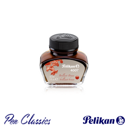Pelikan 4001 Brilliant Brown 30ml Ink Bottle