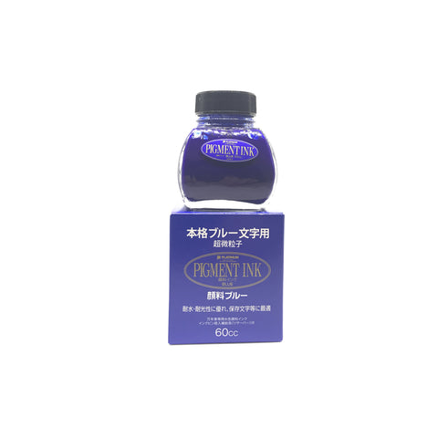 Platinum Pigment Blue Ink 60ml