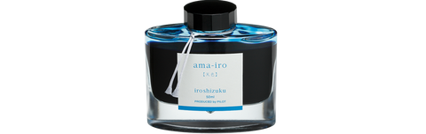 Pilot Iroshizuku Ama-iro Sky Blue 50ml Ink Bottle