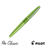 Pilot MR3 Light Green Capped