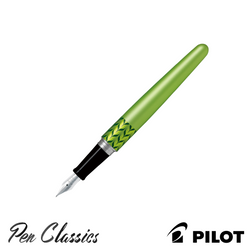 Pilot MR3 Light Green Uncapped