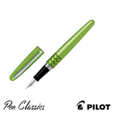 Pilot MR3 Light Green Uncapped With Cap