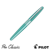 Pilot MR3 Metallic Aqua Blue Capped