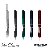 Platinum Curidas Colour Range