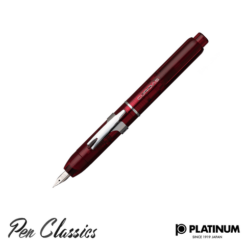 Platinum Gran Red Nib Out