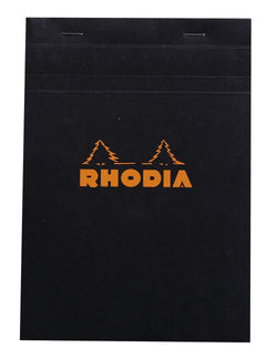 Rhodia Bloc Black A5 – Graph