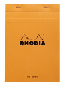Rhodia Bloc Orange A5 – Blank