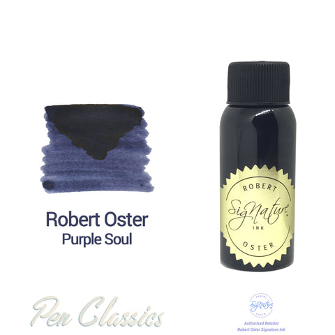 Robert Oster Purple Soul 50ml